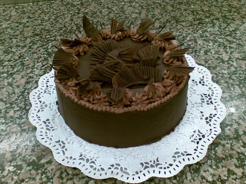 Čokoládový s hoblinami č.14