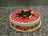Jogurtový dort s ovocem č.1